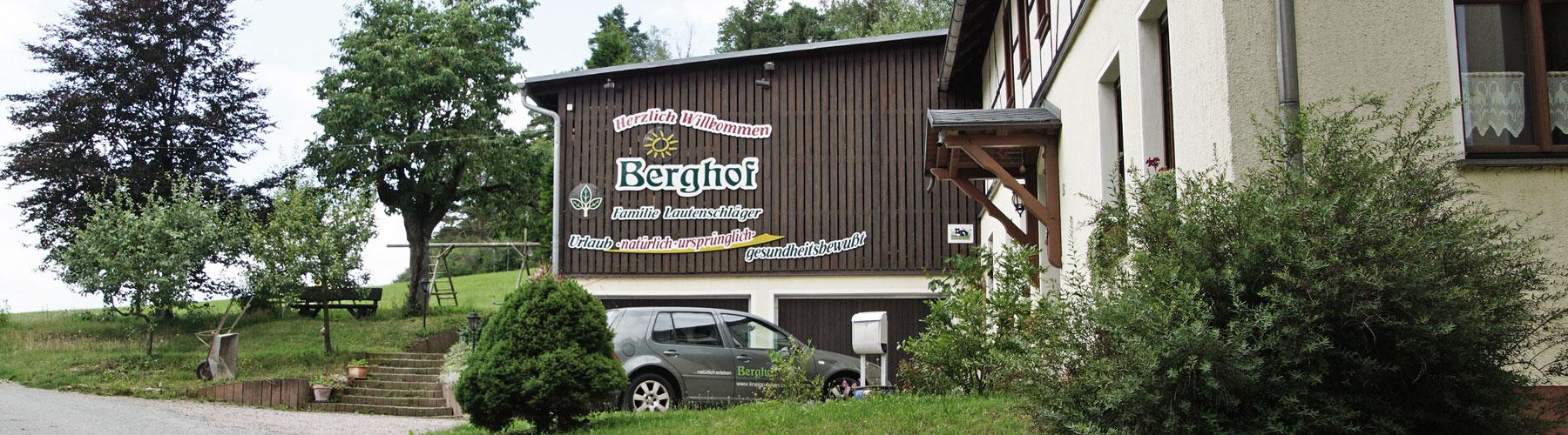 Berghof Weckersdorf