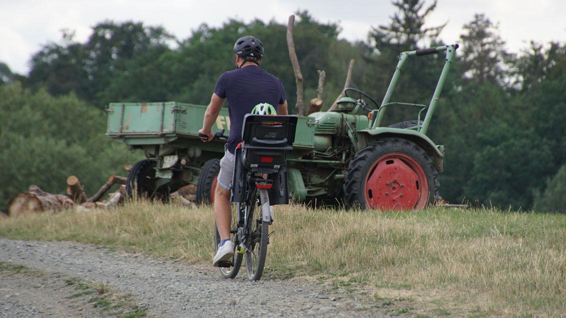 E-Bike Ausleihe,Berghof Weckersdorf
